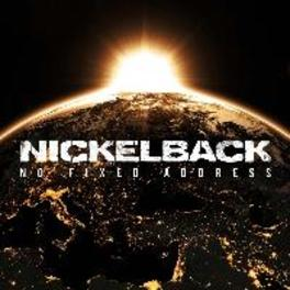 NO FIXED ADDRESS 8TH ALBUM NICKELBACK, CD