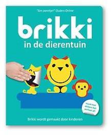 Brikki IN DE DIERENTUIN in de dierentuin, Naalden, Esther, Hardcover