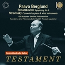 CONCERTO FOR PIANO AND.. .. WIND INSTRUMENTS//BERGLUND/MUSTONEN