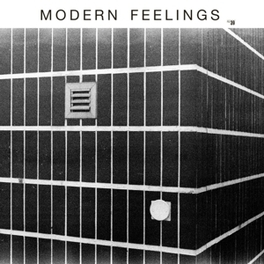 MODERN FEELINGS MODERN FEELINGS, Vinyl LP