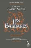 LES BARBARES ORCH.SYM.SAINT-ETIENNE LOIRE//+BOOK