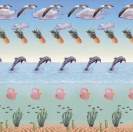 LIFE UNDER PALMTREES LP + DOWNLAOD JASON & THEODOR, Vinyl LP