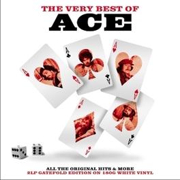 VERY BEST OF-HQ/GATEFOLD- 180GR. WHITE VINYL ACE, Vinyl LP