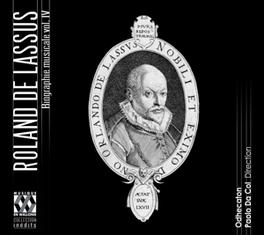 ROLAND DE LASSUS ODHECATON/DA COL O. DE LASSUS, CD