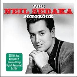 SONGBOOK NEIL SEDAKA, CD