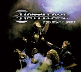POWER FROM THE UNIVERSE BATTLEAXE, CD