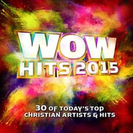 WOW HITS 2015 W/NEWSBOYS/BIG DADDY WEAVE/CROWDER/MERCYME/A.O. V/A, CD