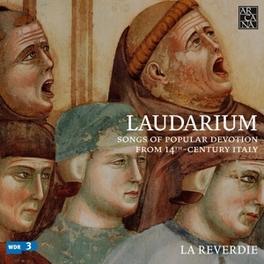 LAUDARIUM LA REVERDIE, CD