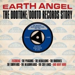 EARTH ANGEL-DOOTONE/DOOTO .. RECORDS STORY 1954-1961 V/A, CD