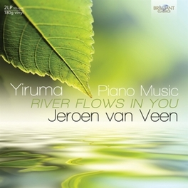 RIVER FLOWS IN YOU JEROEN VAN VEEN YIRUMA, Vinyl LP