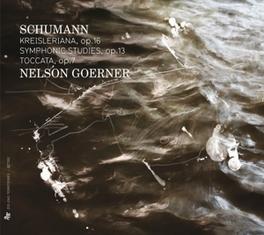 SYMPHONIC STUDIES NELSON GOERNER Schumann, Robert, CD