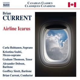 AIRLINE ICARUS CARLA HUHTANEN/KRISZTINA SZABO B. CURRENT, CD