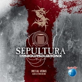 METAL VEINS - ALIVE AT.. .. ROCK IN RIO/180 GR GATEF.SLEEVE, PRINTED INNERSL. SEPULTURA, Vinyl LP