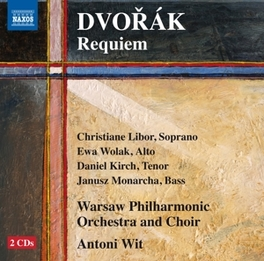 REQUIEM WARSAW P.O./ANTONI WIT A. DVORAK, CD