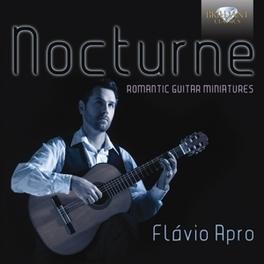 NOCTURNE FLAVIO APRO, CD