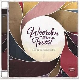 WOORDEN VAN TROOST DL.2 GERALD TROOST, CD