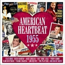 AMERICAN HEARTBEAT 1955 FEAT. DEAN MARTIN/JULIE LONDON/NAT KING COLE/PERRY COMO