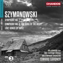 SYMPHONIES NO.1 & 3 BBC SYMPHONY ORCHESTRA/EDWARD GARDNER
