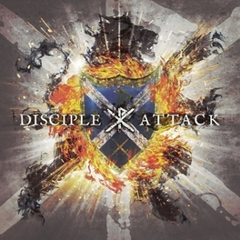 ATTACK DISCIPLE, CD