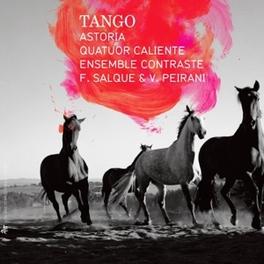 TANGO ASTORIA/QTR. CALIENTE/CONTRASTE/SALQUE/PEIRANI V/A, CD