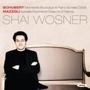 MOMENTS MUSICAUX/SONATA D SHAI WOSNER