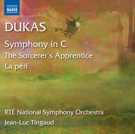 SYMPHONY IN C RTE NATIONAL S.O./JEAN-LUC TINGAUD P. DUKAS, CD