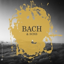 BACH AND SONS GLI INCOGNITI/A DEUX FLEUSTES ESGALES/LES NIECES DE RAM Bach, Johann Sebastian, CD