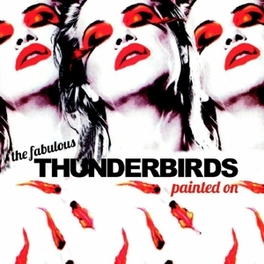 PAINTED ON -DIGI- FABULOUS THUNDERBIRDS, CD