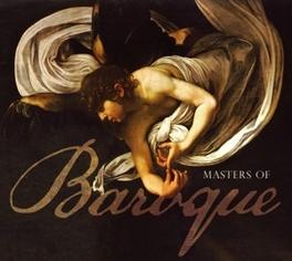 MASTERS OF BAROQUE BACH/TELEMANN/VIVALDI/ALBINONI/CORELLI/CHARPENTIER Telemann, CD