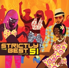 STRICTLY THE BEST 51 (496 PCS) WITH REGULAR CD +EXCLUSIVE MINI-CD V/A, CD