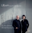 DUOS FOR VIOLIN & PIANO JUSTINE CORMACK/MICHAEL HOUSTOUN