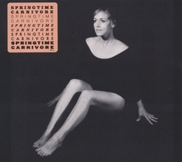 SPRINGTIME CARNIVORE EVOKING A MELLOW HIGH ON A WARM SUNDAY AFTERNOON SPRINGTIME CARNIVORE, CD