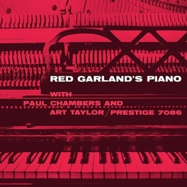 RED GARLAND'S PIANO RED GARLAND, Vinyl LP