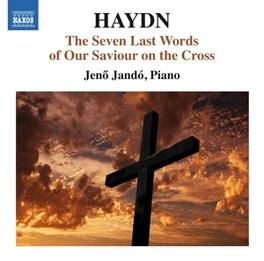 SEVEN LAST WORDS JENO JANDO J. HAYDN, CD