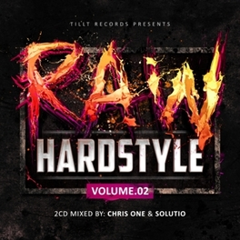 RAW HARDSTYLE VOL.2 MIXED BY CHRIS ONE & SOLUTION V/A, CD