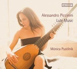 LUTE MUSIC MONICA PUSTILNIK A. PICCININI, CD