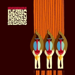 ELECTRIC MONKEY SESSIONS NEW COOL COLLECTIVE, CD