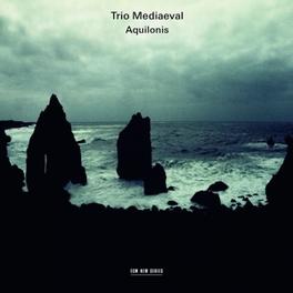 AQUILONIS TRIO MEDIAEVAL, CD