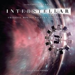 INTERSTELLAR -DIGI- DIGIPAK WITH DIE-CUT SLEEVE OST, CD