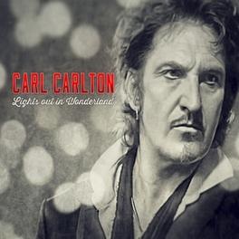 LIGHTS OUT IN WONDERLAND *2014 ALBUM FOR GERMAN GUITARIST & PRODUCER* CARL CARLTON, CD