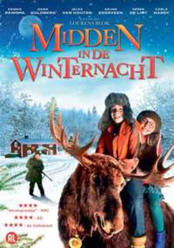 Midden in de Winternacht (dvd)