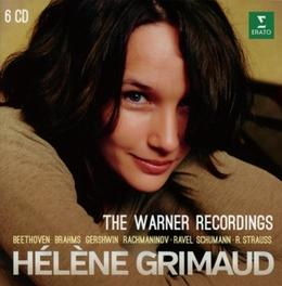 COMPLETE WARNER CLASSICS HELENE GRIMAUD, CD