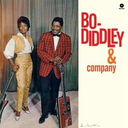 & COMPANY PLUS 2 BONUS TRACKS BO DIDDLEY, LP