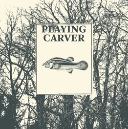 LEAVE THE DOOR OPEN PLAYING CARVER, CD