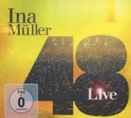 48-LIVE Ina Müller, CD