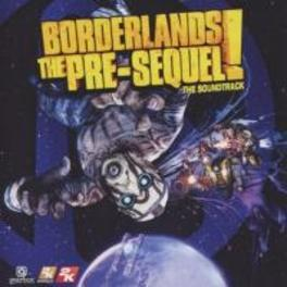 BORDERLANDS-THE PRE-SEQUE OST, CD