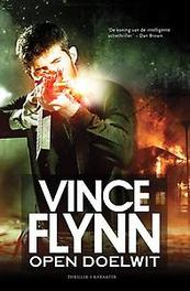 Open doelwit Flynn, Vince, Paperback
