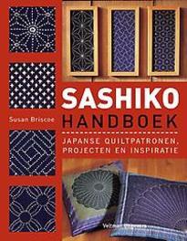 Sashiko Japanse quiltpatronen, projecten en inspiratie, Briscoe, Susan, Paperback