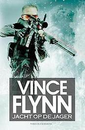Jacht op de jager Vince Flynn, Paperback