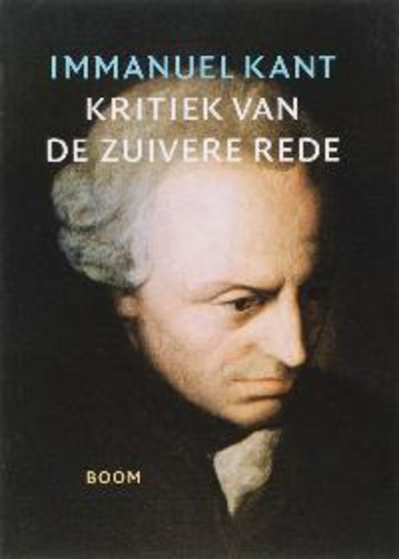 Kritiek van de zuivere rede Kant, I., Paperback